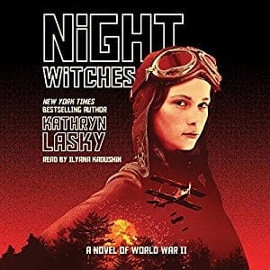 NIGHT WITCHES: MY LATEST NARRATION RELEASE AND OTHER NEWS!